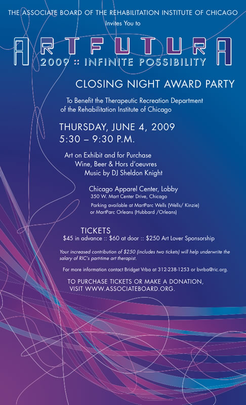 Award Party Invitation